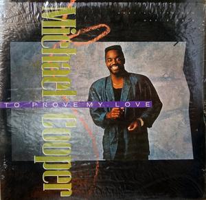 Single Cover Michael - To Prove My Love Cooper