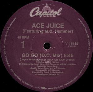 Single Cover Ace Juice - Go Go