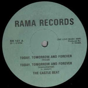 Single Cover Tomorrow And Forever Castle Beat - Today