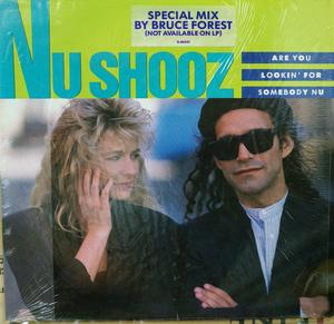 Single Cover Nu Shooz - Are You Lookin' For Somebody Nu