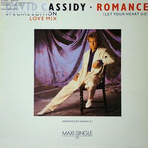 Single Cover David - Romance (love Mix) Cassidy
