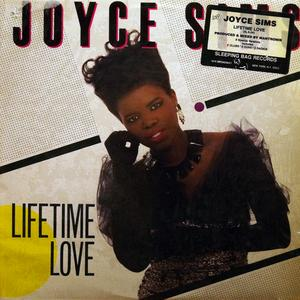 Single Cover Joyce - Lifetime Love Sims
