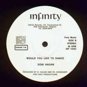 Single Cover Doni - Would You Like To Dance Hagan