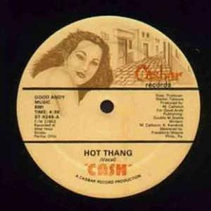 Single Cover Cash - Hot Thang