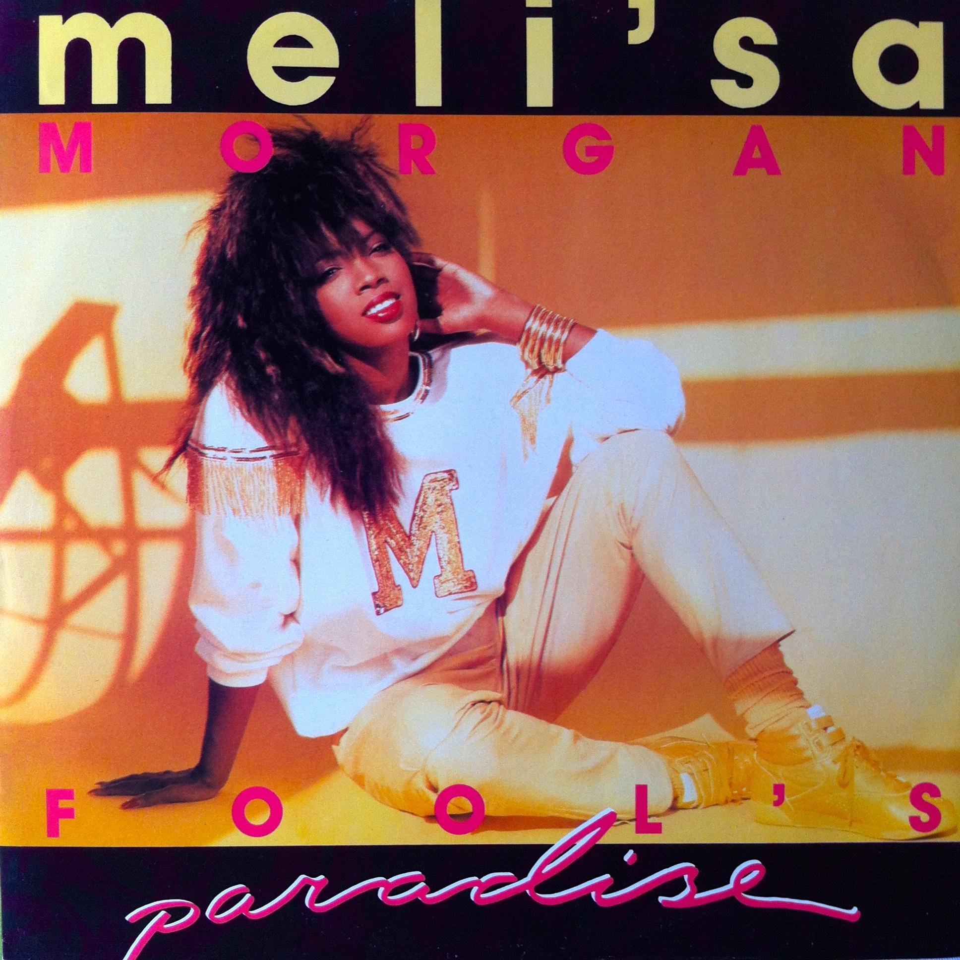 Single Cover Meli'sa - Fool's Paradise Morgan