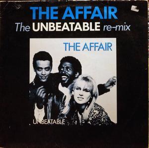 Single Cover The - Unbeatable Affair