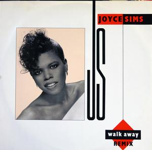 Single Cover Joyce - Walk Away Sims