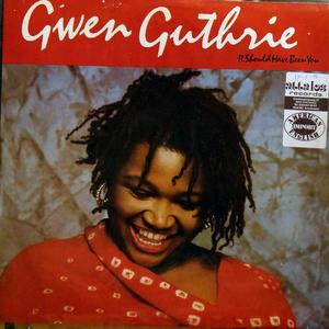 Single Cover Gwen - It Should Have Been You Guthrie