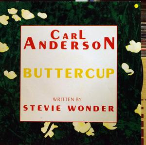Single Cover Carl - Buttercup Anderson