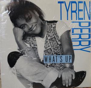 Single Cover Tyren - What's Up Perry