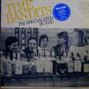 Single Cover Time Bandits - I'm Specialized In You