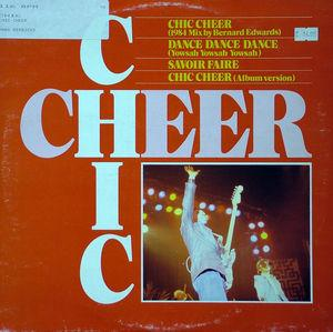 Single Cover Chic - Chic Cheer