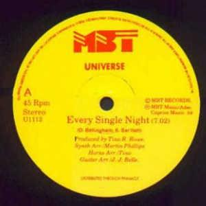 Single Cover Universe - Every Single Night