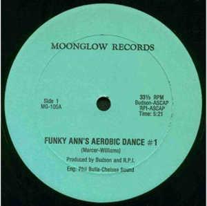 Single Cover Funky Ann's - Funky Ann's Aerobic Dance #1