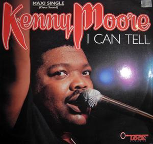 Single Cover Kenny - I Can Tell Moore