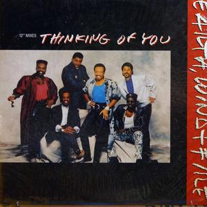 Single Cover Earth Wind & Fire - Thinking Of You
