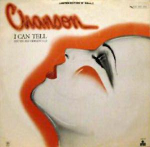 Single Cover Chanson - I Can Tell