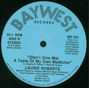 Single Cover Laurie - Your Key Fits Roberts