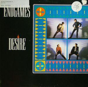 Single Cover Endgames - Desire