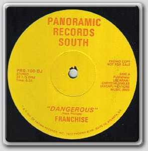 Single Cover Franchise - Dangerous