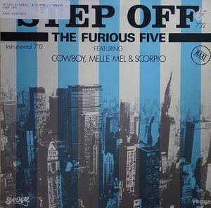 Single Cover The - Step Off Furious Five