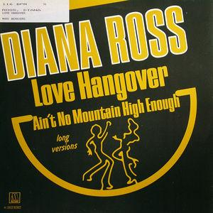 Single Cover Diana - Love Hangover Ross
