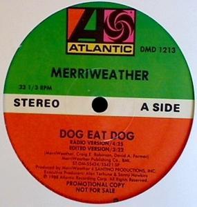 Single Cover Merriweather - Dog Eat Dog