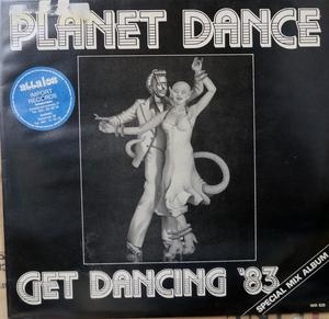 Single Cover Planet Dance - Paul Sabu Medley
