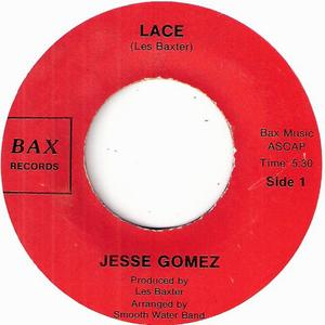 Single Cover Jesse - Lace Gomez
