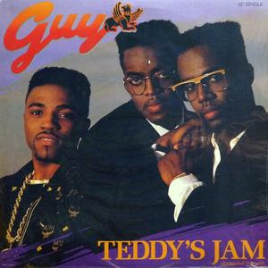 Single Cover Guy - Teddy's Jam 1