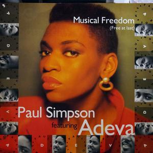 Single Cover Paul - Musical Freedom Simpson