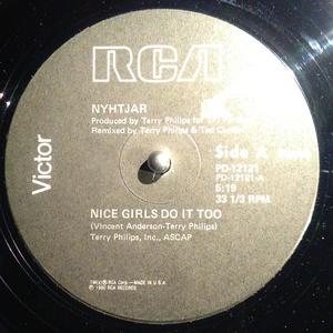 Single Cover Nyhtjar - Nice Girls Do It Too