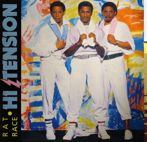 Single Cover Hi Tension - Rat Race