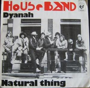 Single Cover Houseband - Dyanah
