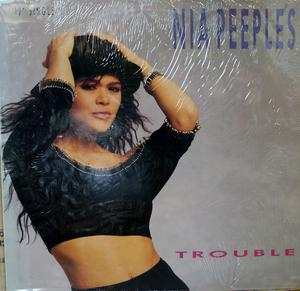 Single Cover Nia - Trouble Peeples