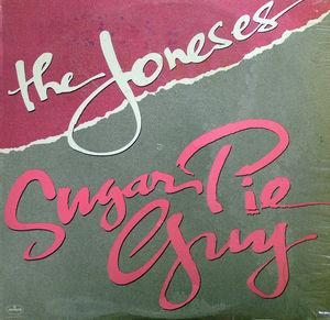 Single Cover The - Sugar Pie Guy Joneses