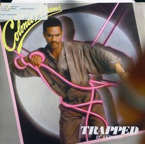 Single Cover Colonel - Trapped Abrams
