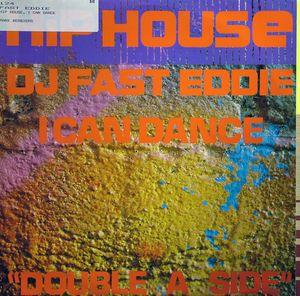 Single Cover Fast Eddie - Hip House