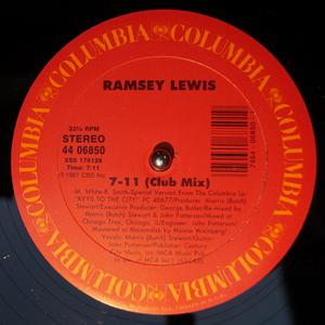Single Cover Ramsey - 7-11 Lewis