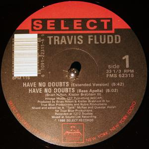Single Cover Travis - Have No Doubts Fludd