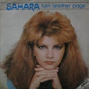 Single Cover Sahara - Turn Another Page