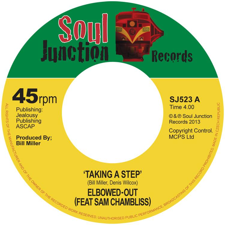 Single Cover Elbowed-out (ft Sam Chanbliss) - Taking A Step