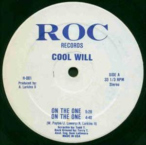 Single Cover Cool Will - On The One
