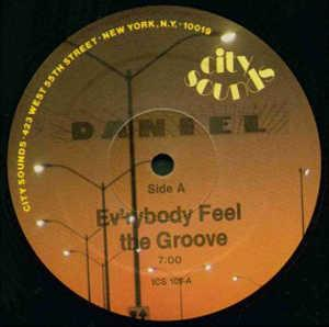 Single Cover Daniel - Ev'rybody Feel The Groove