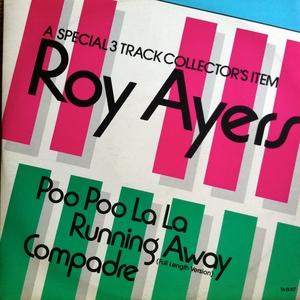 Single Cover Roy - Poo Poo La La Ayers