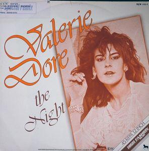 Single Cover Valerie - The Night Dore