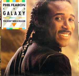 Single Cover Phil Fearon And Galaxy - You Don't Need A Reason
