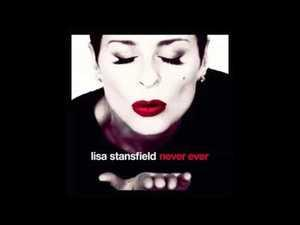 Single Cover Lisa - Never Ever Stansfield