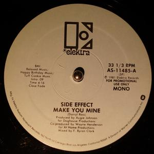 Single Cover Side Effect - Make You Mine