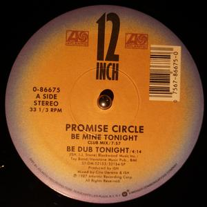 Single Cover Promise Circle - Be Mine Tonight